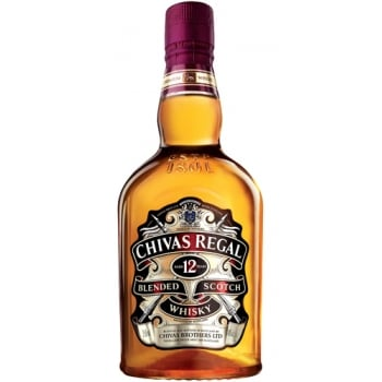Chivas Regal 12 Years Blended Scotch Whisky