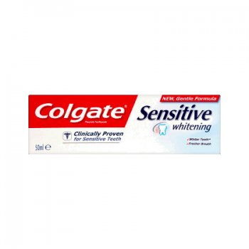 Colgate Sensitive + Whitening Toothpaste