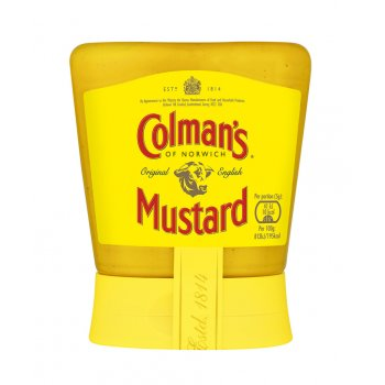 English Mustard Squeezy