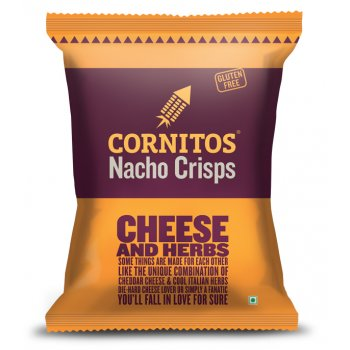 Cornitos Nachos Crisp - Cheese & Herbs