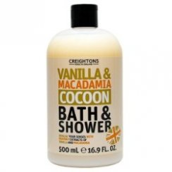 Bath & Shower Vanilla & Macadamia Cocoon