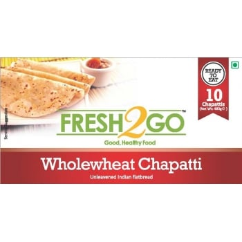 Fresh2Go Wholewheat Roti