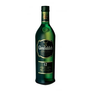 Glenfiddich Single Malt Whisky 12 Years