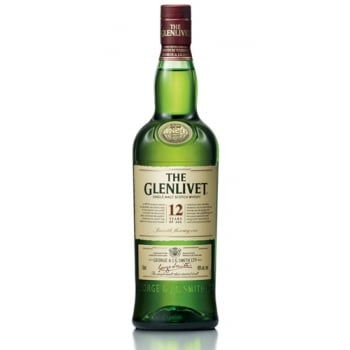 Glenlivet Single Malt Whisky 12 Years
