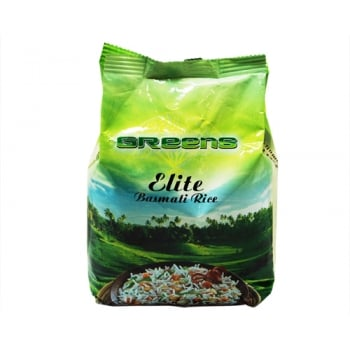 Greens Elite Basmati Rice 1kg x 20