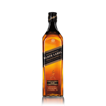 Johnnie Walker Black Label Bleneded Scotch Whisky