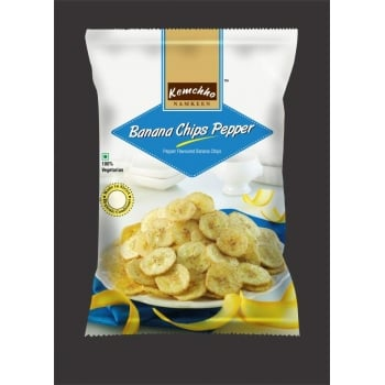 Kemchho Banana Chips Pepper