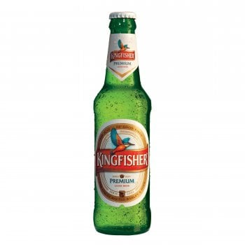 Kingfisher Lager Beer - CASE 24 X 330ml