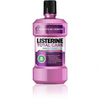 Listerine Mouth Wash Total Care