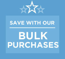 Save With Our Bulk Purchases