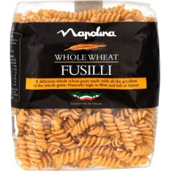 Whole Wheat fusilli