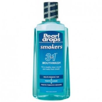 PearlDrops Smokers Mouthwash