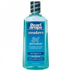 Smokers Mouthwash