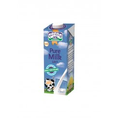 Pure UHT Milk - 1 LTR x 12