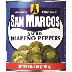 Nacho Jalapeno Peppers