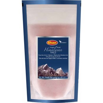 Shan Virgin Pink Himalayan Salt