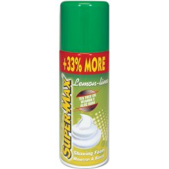 Lemon-Lime Shaving Foam