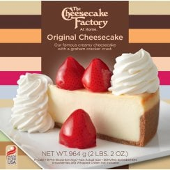 "7"" Original Cheesecake ( 8 Pre-Sliced )"