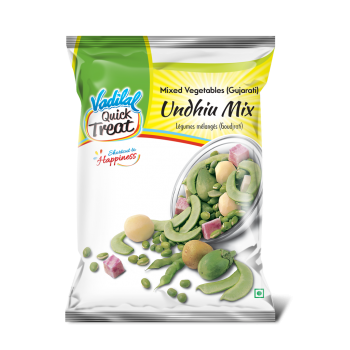 Vadilal Undhiyu Mix ( Mixed Vegetables )