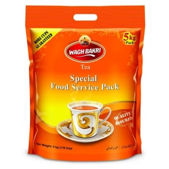 Wagh Bakri Special Food Service Pack